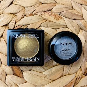 3 for $15 💄 SET OF 2 NYX® EYESHADOW SINGLES